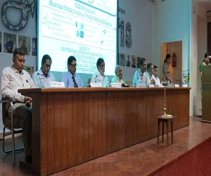 Inaugural function of Three Parralel  STTP at BVM campus today under TEQIP-III