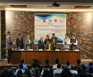 Inaugural function of Four parallel STTP
