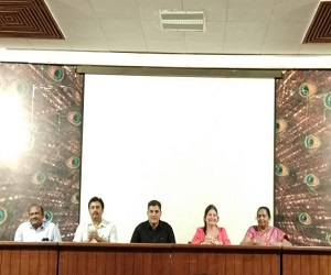 TEQIP-III sponsored two day Motivational workshop for Enhancing Productivity at workplace