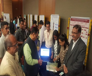 BVM Honored by Govt.of Gujarat for Student Startup and Innovation activities